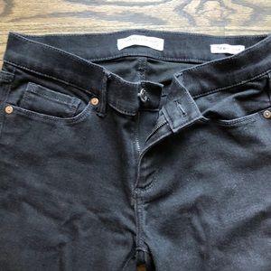 Black Skinny Jeans Ankle Jeans